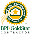 Building Performance Institute Inc. - GoldStar Contractor