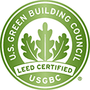 U.S Green Building Council - Leed Certified
